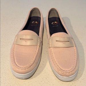Pink cole Haan sneakers